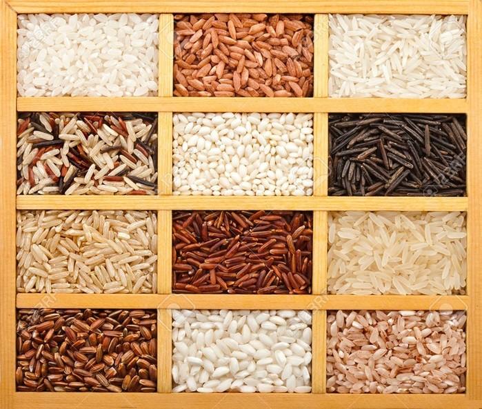 Полезные свойства разных сортов риса
