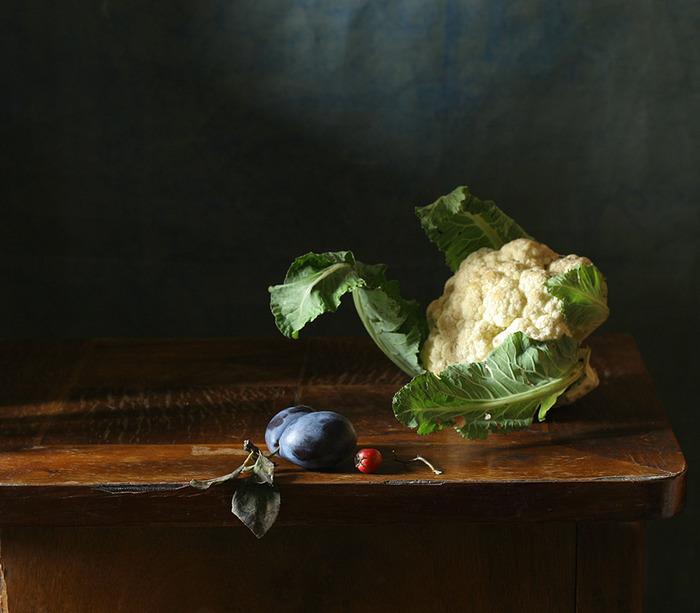 Натюрморты с капустой
