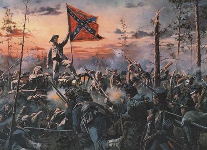 Зачем Россия помогла США победить в Гражданской войне