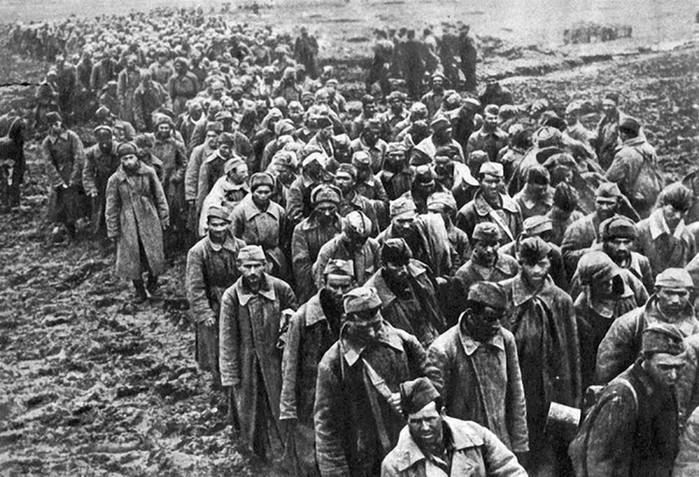 Вяземский котёл: катастрофический провал оборонительной операции Красной Армии