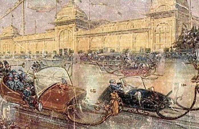 Прогноз на 100 лет! Каким видели будущее в 1900 году