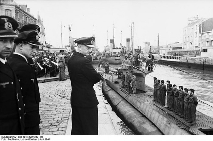 «Волчьи стаи» Третьего рейха: как немцы воевали под водой