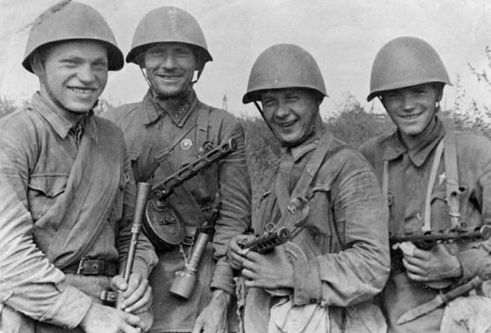 Смекалка у солдат Красной армии во время Великой Отечественной