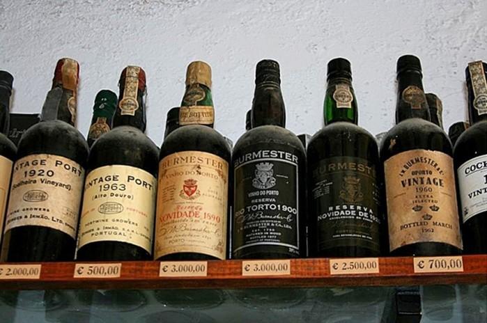 Портвейн — «вино из Порту»
