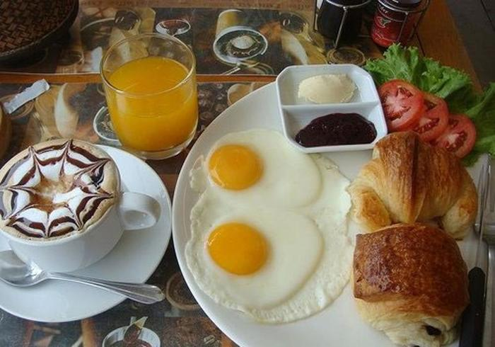 Завтраки мира в нашем кругосветном путешествии