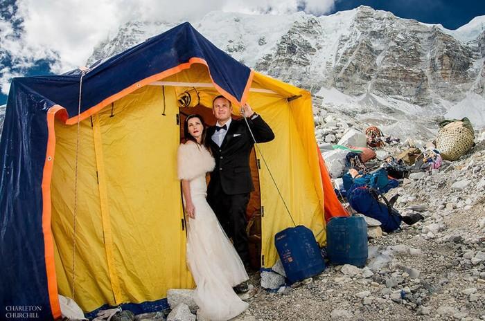 Свадьба на Эвересте