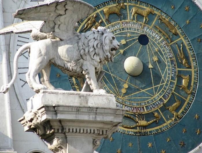 Астрономические часы в разных городах Европы