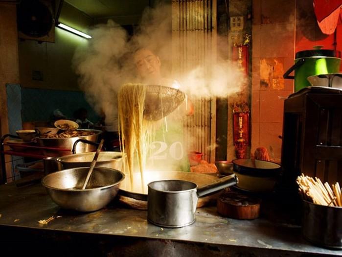 Уличная кухня стран мира