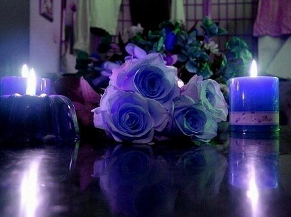 Лечебные свойства синего цвета