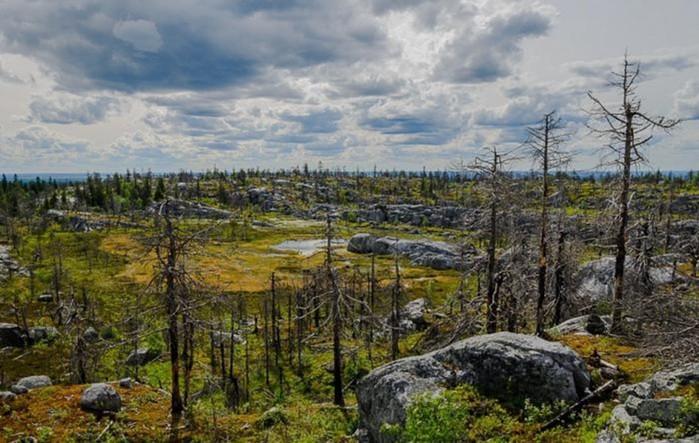 Какие места в России считаются самыми опасными