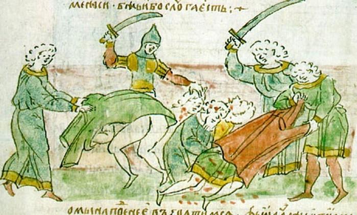 Главные тайны убийства князя Андрея Боголюбского