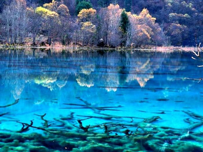 Национальный парк Цзючжайгоу