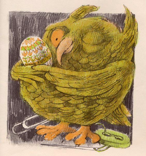 Arnold Lobel иллюстрации2п (564x602, 297Kb)