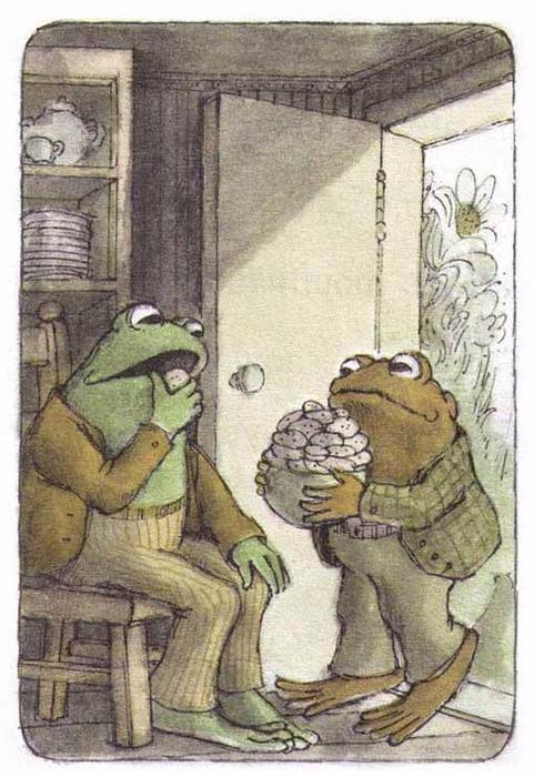 Arnold Lobel иллюстрации11 (481x700, 334Kb)