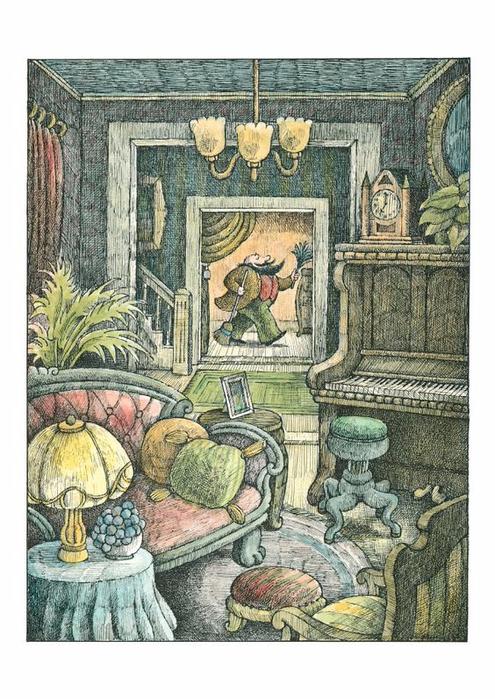 Arnold Lobel иллюстрации17а (495x700, 375Kb)