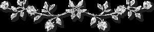 разделитель серебро цветочки (300x63, 16Kb)