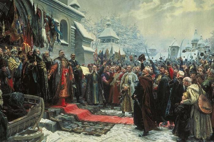 Какие территории присоединились к России добровольно