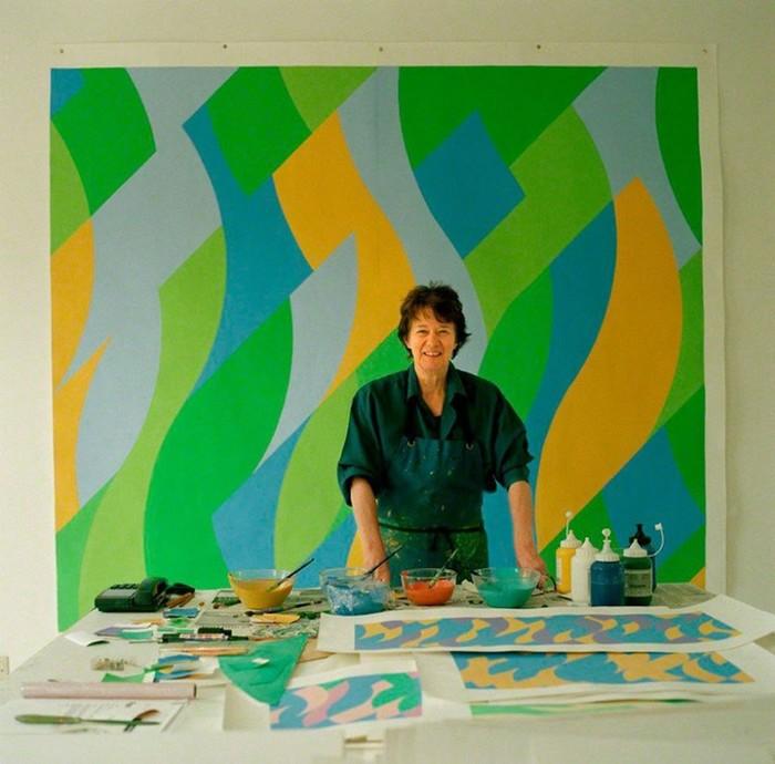 Рабочие места современных художников