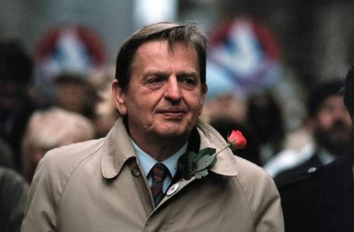 Тайна убийства премьер-министра Швеции Улофа Пальме