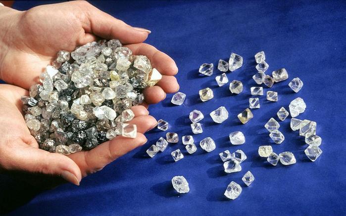 Что делает алмаз драгоценным камнем?