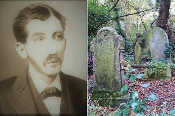 Did the British find the grave of Jack the Ripper?