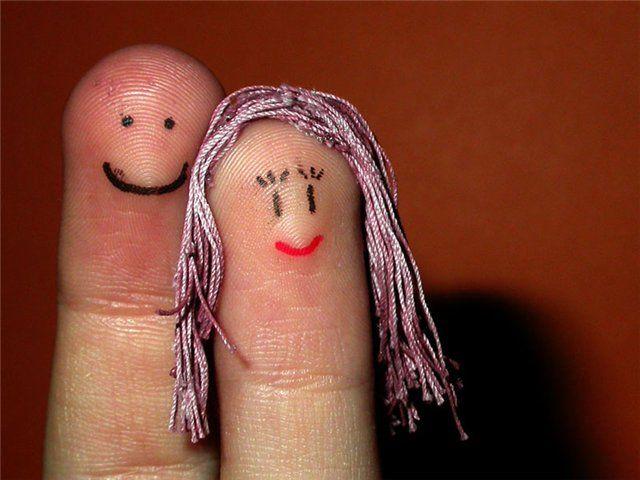 Пальцы и ваш характер. Прямая связь