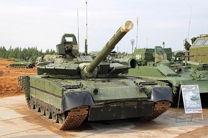 Засекреченный российский «реактивный» танк