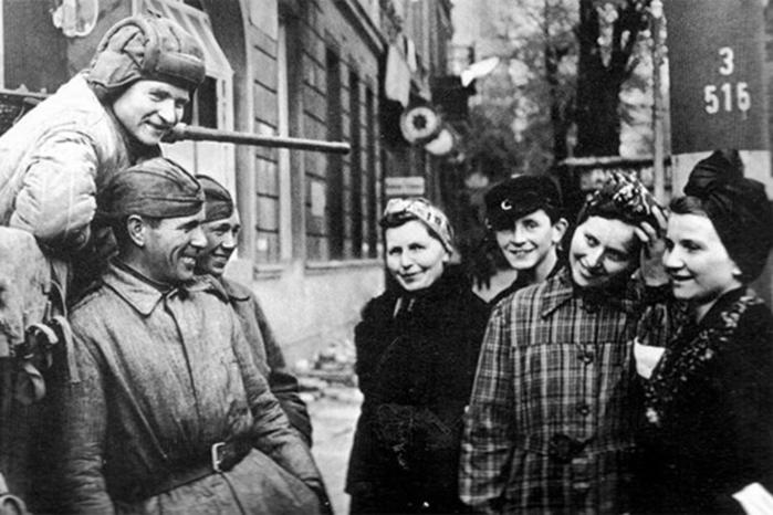 «Ярость советских бестий» в 1944 году в Неммерсдорфе