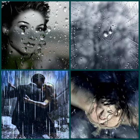 в  паутине дождя капли вальс танцевали... (559x559, 168Kb)