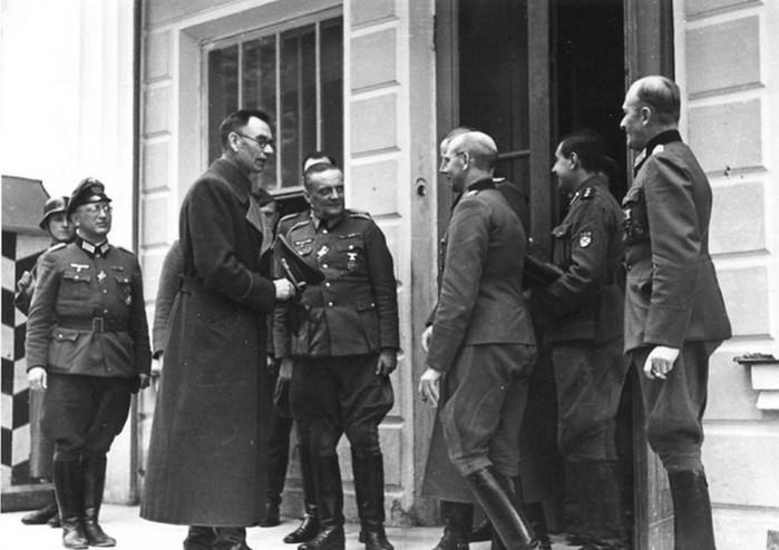Советские генералы, которые перешли на сторону Гитлера