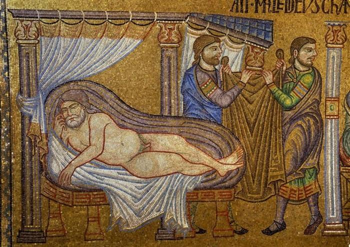 Какой библейский персонаж по легенде является прародителем славян