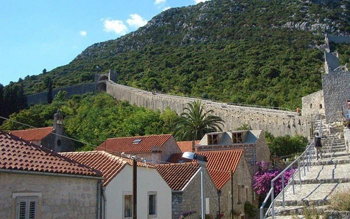 Самые знаменитые стены в мире