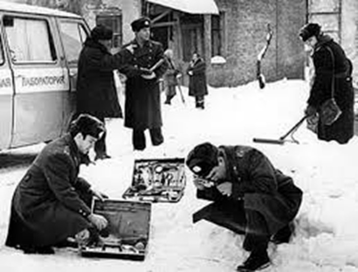 Где преступники брали огнестрельное оружие в СССР