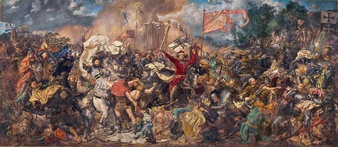 Русские против немцев: история противостояния