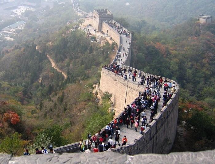 Главные тайны Великой китайской стены