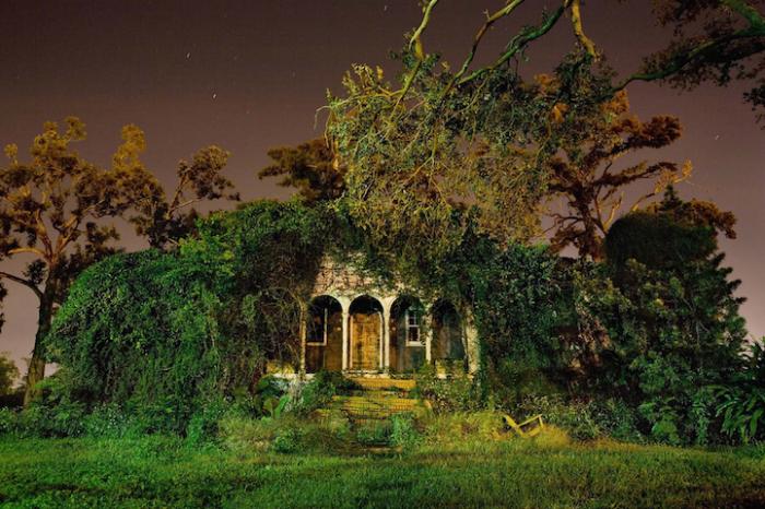 Мистический Новый Орлеан в фотографиях
