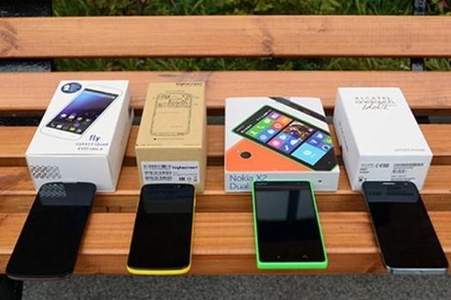 Обзор недорогих смартфонов с ОС Android