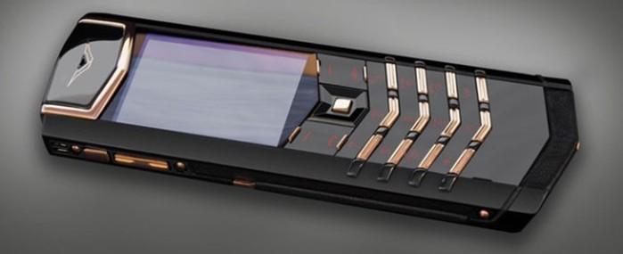 Как делают самые дорогие в мире смартфоны Vertu