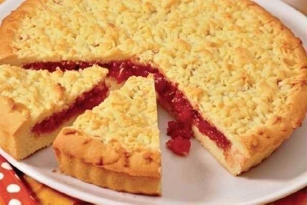 Пирог с джемом в мультиварке рецепты с