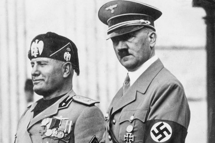 the political ideology of fascism and how benito mussolini and adolf hitler advocated the political  29 quotes from benito mussolini: 'it is better to live one day as a lion than 100 years as a sheep', 'fascism should more appropriately be called corporatism because it is a merger of many think, and i myself am one of them, that capitalism is scarcely at the beginning of its story ― benito mussolini.