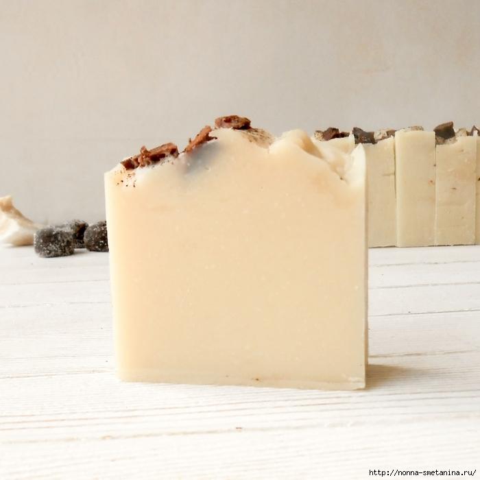 """Натуральное органическое мыло """"Белый шоколад""""/4487210_Belii_shokolad7 (700x700, 248Kb)"""