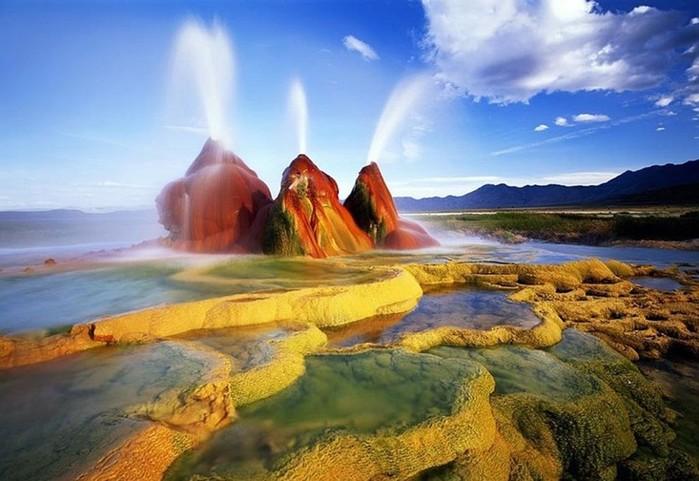 Самые малоизвестные чудеса природы