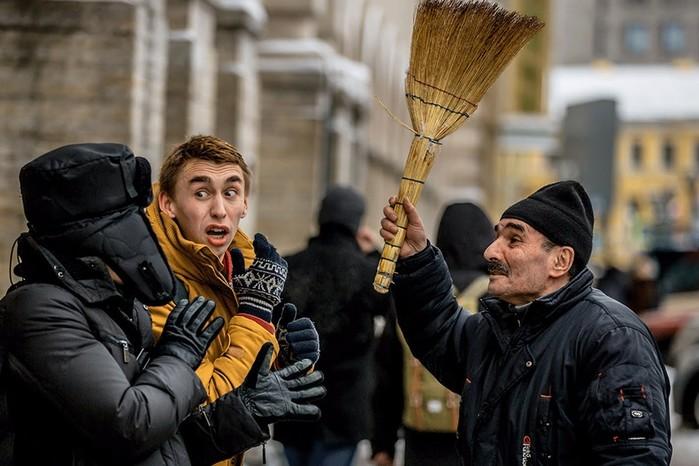 Как поступали с сумасшедшими в России