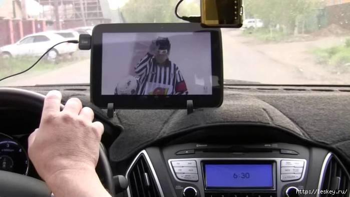 Цифровое тв в автомобиле своими руками