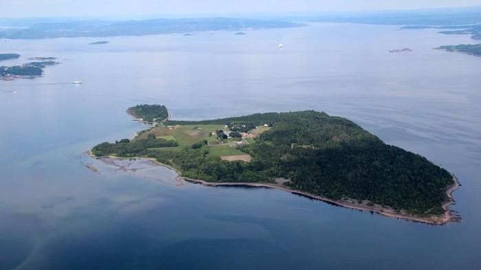 Тюрьма на острове Дьявола