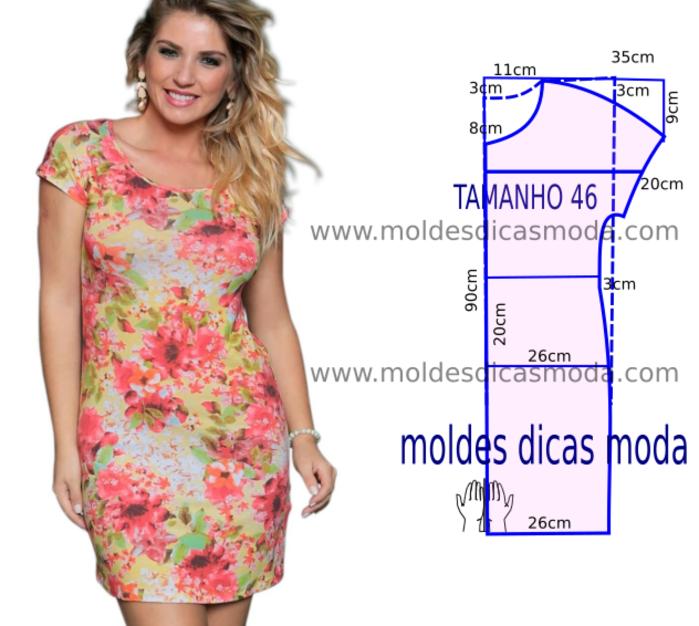 vestido-casual-florido-simples (700x626, 379Kb)