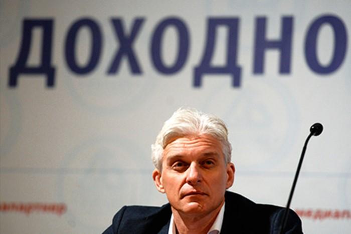 Личное состояние Тинькова увеличилось на 400 миллионов долларов