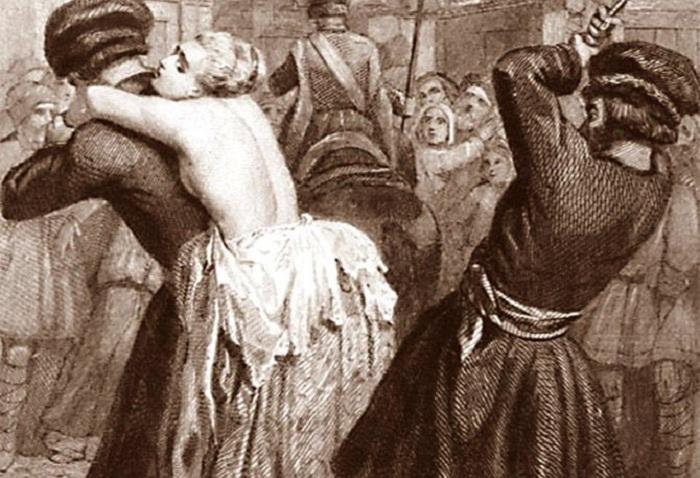 История розг: Телесные наказания в США и Голландии