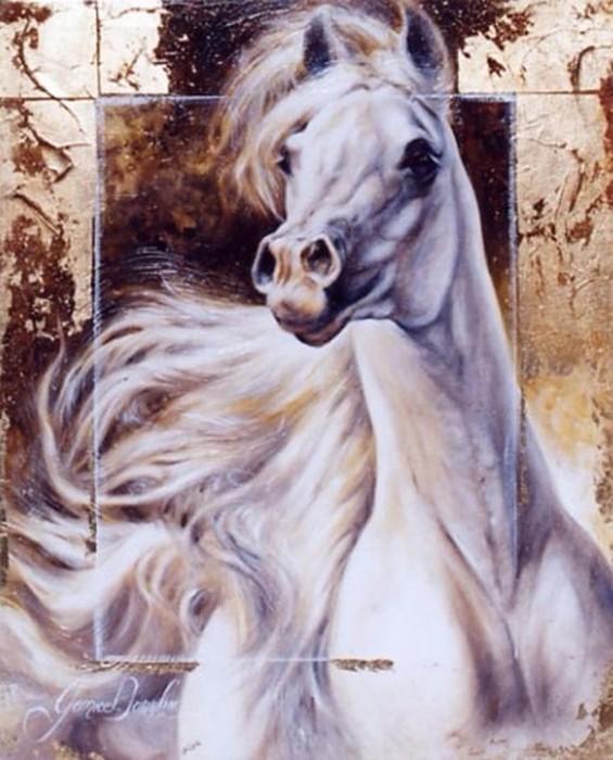 Американская художница Дженис Дар Куа (Janice Darr Cua)