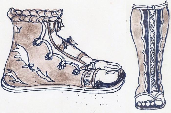 Настоящая история появления каблука